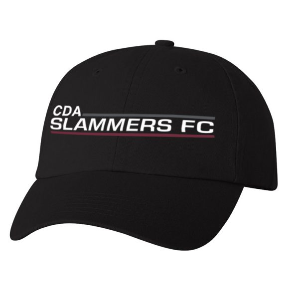 product photo front CDA Soccer Slammers FC adjustable black 1